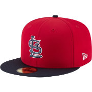 New Era Men's St. Louis Cardinals 59Fifty PROLIGHT Batting Practice Fitted Hat