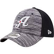 New Era Men's Reno Aces 39Thirty Grey Stretch Fit Hat
