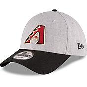 New Era Men's Arizona Diamondbacks 9Forty Grey Adjustable Hat