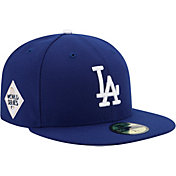New Era Men's 2017 World Series 59Fifty Los Angeles Dodgers Royal Authentic Hat