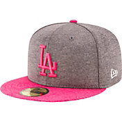 New Era Men's Los Angeles Dodgers 59Fifty 2017 Mother's Day Authentic Hat