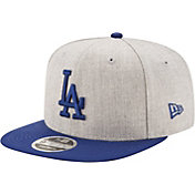 New Era Men's Los Angeles Dodgers 9Fifty Grey Adjustable Hat