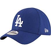 New Era Men's Los Angeles Dodgers 39Thirty Diamond Era Royal Stretch Fit Hat