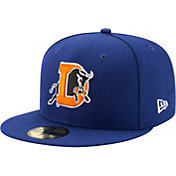 New Era Men's Durham Bulls 59Fifty Royal Authentic Hat