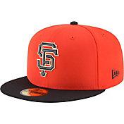 New Era Men's San Francisco Giants 59Fifty PROLIGHT Batting Practice Fitted Hat