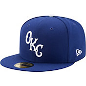 New Era Men's Oklahoma City Dodgers 59Fifty Royal Authentic Hat