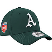 New Era Men's Oakland Athletics 39Thirty PROLIGHT 2018 Spring Training Stretch Fit Hat