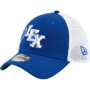 New Era Men's Lexington Legends 39Thirty Royal Stretch Fit Hat