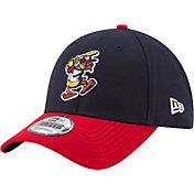 New Era Men's Toledo Mud Hens 9Forty Navy/Red Adjustable Hat
