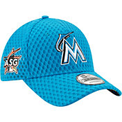 New Era Men's Miami Marlins 9Forty 2017 Home Run Derby Adjustable Hat