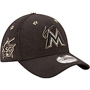 New Era Men's Miami Marlins 39Thirty 2017 All-Star Game Flex Hat