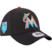 New Era Men's Miami Marlins 39Thirty PROLIGHT 2018 Spring Training Stretch Fit Hat