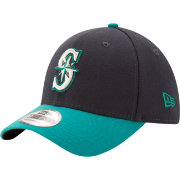 New Era Youth Seattle Mariners 39Thirty Stretch Fit Hat