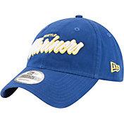 New Era Men's Seattle Mariners 9Twenty Script Royal Adjustable Hat