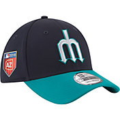 New Era Men's Seattle Mariners 39Thirty PROLIGHT 2018 Spring Training Stretch Fit Hat