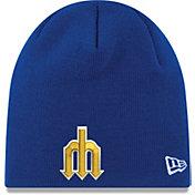 New Era Men's Seattle Mariners Knit Hat