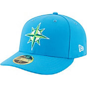 New Era Men's Seattle Mariners 59Fifty MLB Players Weekend Low Crown Authentic Hat
