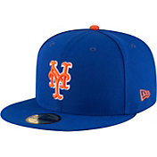 New Era Men's New York Mets 59Fifty Alternate Royal Authentic Hat