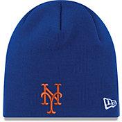 New Era Men's New York Mets Knit Hat