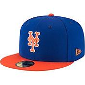 New Era Men's New York Mets 59Fifty PROLIGHT Batting Practice Fitted Hat