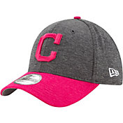 New Era Adult Cleveland Indians 39Thirty 2017 Mother's Day Flex Hat