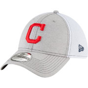 New Era Men's Cleveland Indians 39Thirty Shade Neo Stretch Fit Hat