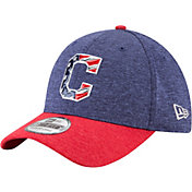 New Era Men's Cleveland Indians 39Thirty 2017 July 4th Flex Hat