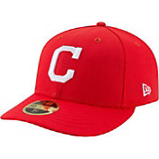 New Era Men's Cleveland Indians 59Fifty MLB Players Weekend Low Crown Authentic Hat