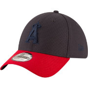 New Era Men's Los Angeles Angels 39Thirty Tone Tech Stretch Fit Hat