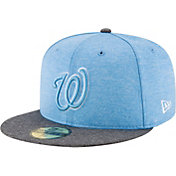 New Era Men's Washington Nationals 59Fifty 2017 Father's Day Authentic Hat