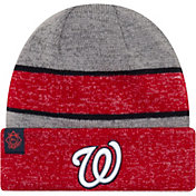 New Era Men's Washington Nationals Clubhouse Knit Hat