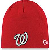 New Era Men's Washington Nationals Knit Hat