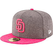 New Era Men's San Diego Padres 59Fifty 2017 Mother's Day Authentic Hat