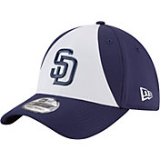 New Era Men's San Diego Padres 39Thirty PROLIGHT Batting Practice Stretch Fit Hat
