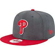 New Era Men's Philadelphia Phillies 9Fifty Grey Adjustable Hat