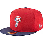 New Era Men's Philadelphia Phillies 59Fifty 2017 July 4th Authentic Hat
