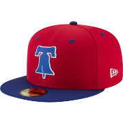 New Era Men's Philadelphia Phillies 59Fifty PROLIGHT Batting Practice Fitted Hat