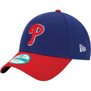 New Era Men's Philadelphia Phillies 9Forty Royal Adjustable Hat