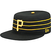 New Era Men's Pittsburgh Pirates 59Fifty Alternate 2 Black Authentic Hat