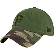 New Era Men's Pittsburgh Pirates 9Twenty 2017 Memorial Day Camo Adjustable Hat