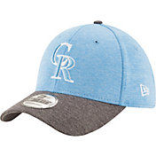 New Era Men's Colorado Rockies 39Thirty 2017 Father's Day Flex Hat