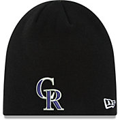 New Era Men's Colorado Rockies Knit Hat