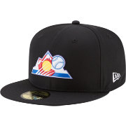 New Era Men's Colorado Rockies 59Fifty PROLIGHT Batting Practice Fitted Hat