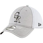 New Era Men's Colorado Rockies 39Thirty Shade Neo Stretch Fit Hat