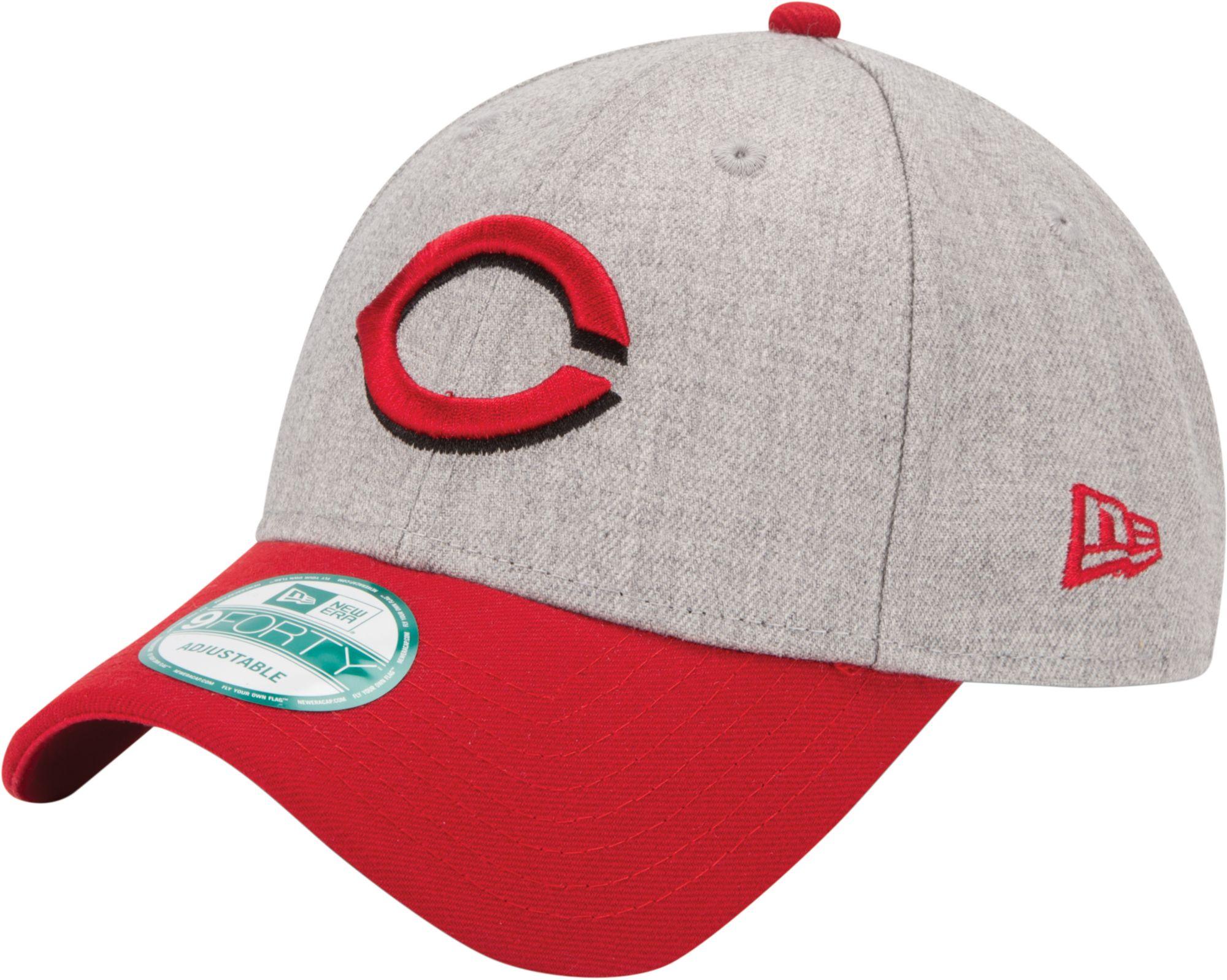 watch b1436 f9365 ... coupon new era mens cincinnati reds 9forty grey adjustable hat f5d39  7172b