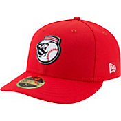 New Era Men's Cincinnati Reds 59Fifty MLB Players Weekend Low Crown Authentic Hat
