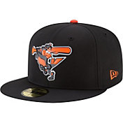New Era Men's Baltimore Orioles 59Fifty PROLIGHT Batting Practice Fitted Hat