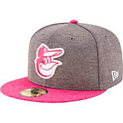 New Era Men's Baltimore Orioles 59Fifty 2017 Mother's Day Authentic Hat
