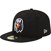 New Era Men's Aberdeen IronBirds 59Fifty Black Authentic Hat