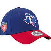 New Era Men's Texas Rangers 39Thirty PROLIGHT 2018 Spring Training Stretch Fit Hat